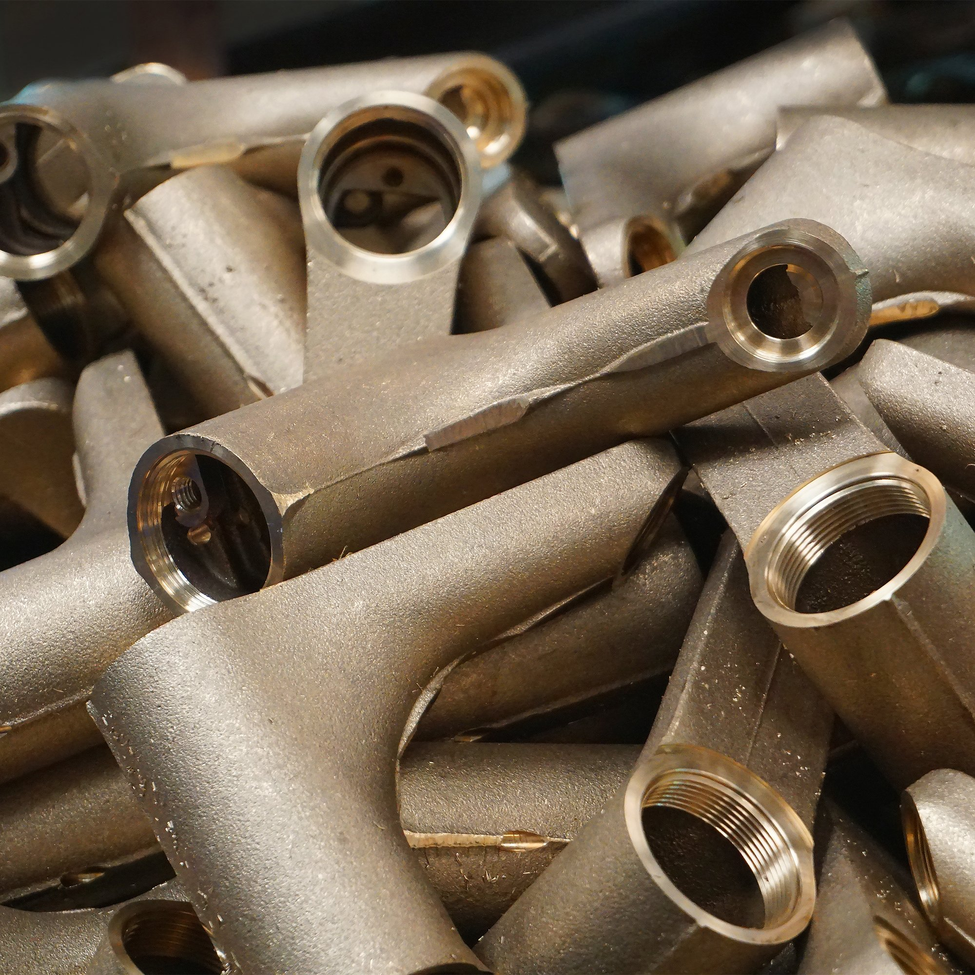 Melted Pieces